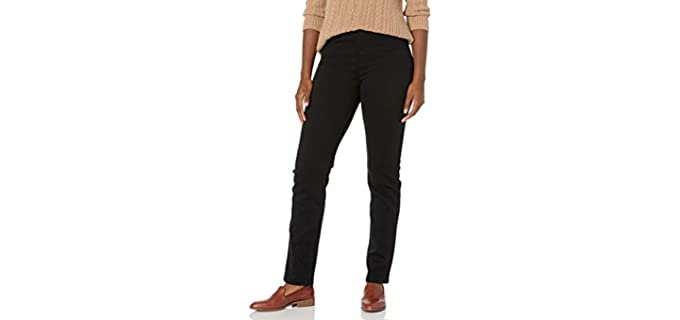Gloria Vanderbilt Women's Amanda - Tapered Big Thigh Fit Jeans