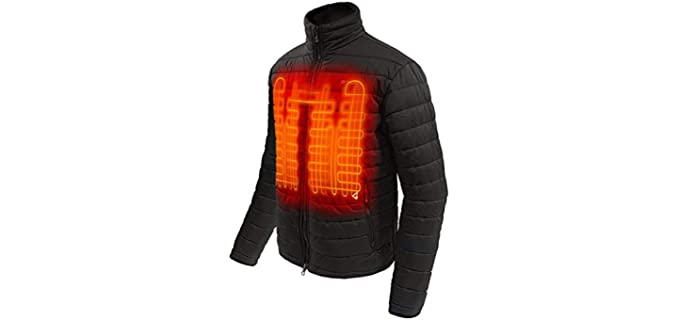 Gerbing Men's Khione 7V - Insulated Heated Jacket