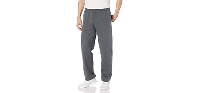 Gildan Men's Fleece - Pocketed Sweatpants