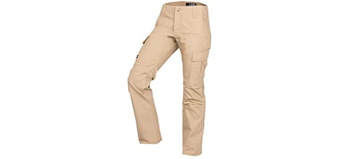 La Police Gear Women's Mechanical Ops - Tactical Work Pants