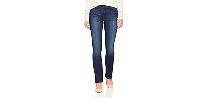 Lee Women's Regular Fit - Short Leg Jeans