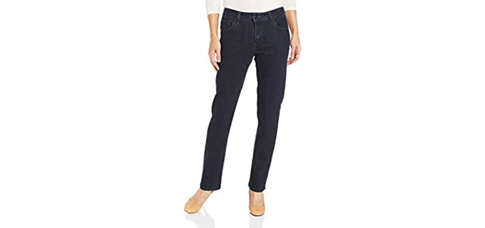 Lee Women's Monroe - Short Leg Jeans
