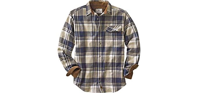Legendary Whitetails Men's Buck Camp - Flannel Shirt