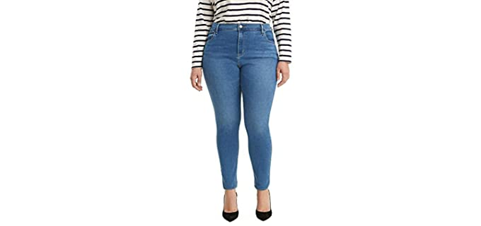 Levi's Women's 720 - High-Rise Super Skinny Jeans