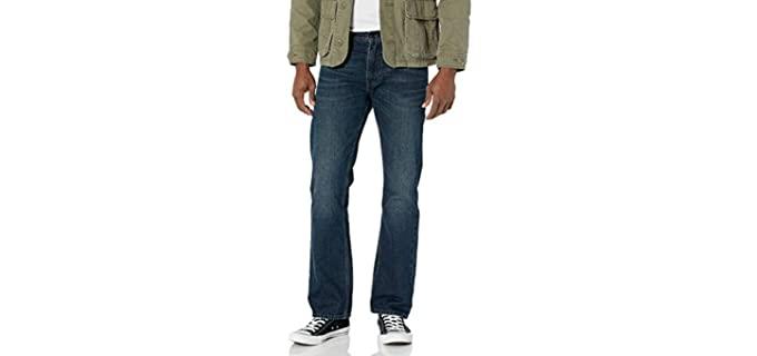 Levi's Men's 527 - Slim Bootcut Fit Jeans