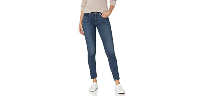 Lee Women's 311 - Skinny Jeans for Big Thighs