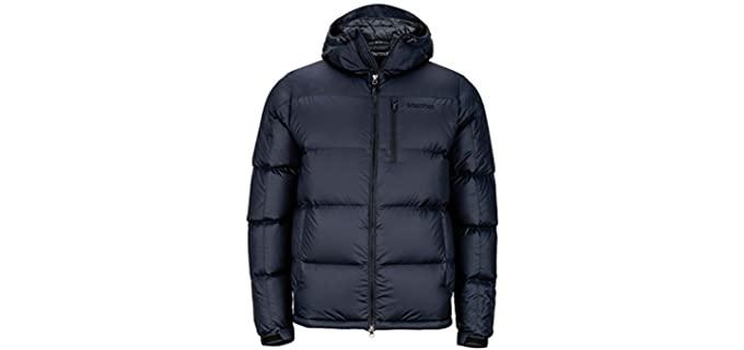 Marmot Men's Down Hoody - Winter Puffer Jacket