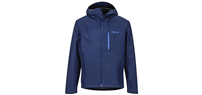 Marmot Men's Minimalist - Lightweight Waterproof Rain Jacket