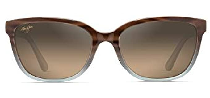Maui Jim Women's 758 - Honi Cat-Eye Sunglasses