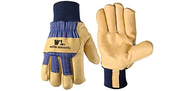 Wells Lamont Unisex Heavy Duty - Winter Work Gloves