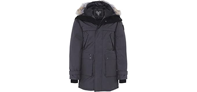 Nobis Men's Yatesy - Parka Jacket