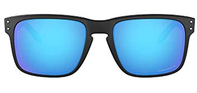 Oakley Men's Oo9102 - Holbrook Driving Square Sunglasses
