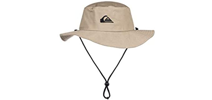 Quicksilver Unisex Bushmaster - Floppy Hat for Sun Protection