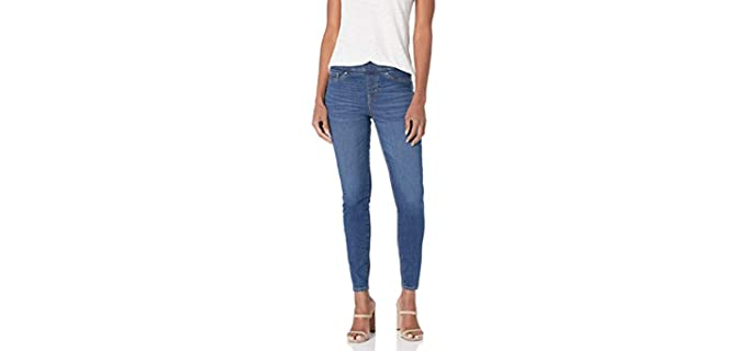 Signature by Levi's Women's Shaping - Best Jeans for Short Legs