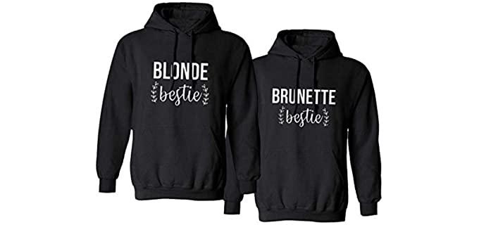 Soul Couple Women's Matching - Friends Sweat Shirt