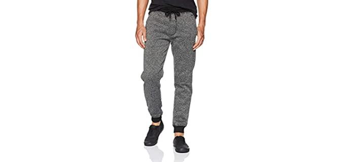 Southpole Men's Basic - Fleece Sweatpants