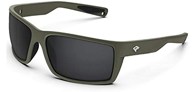 Torege Unisex Sport - Sunglasses for Driving