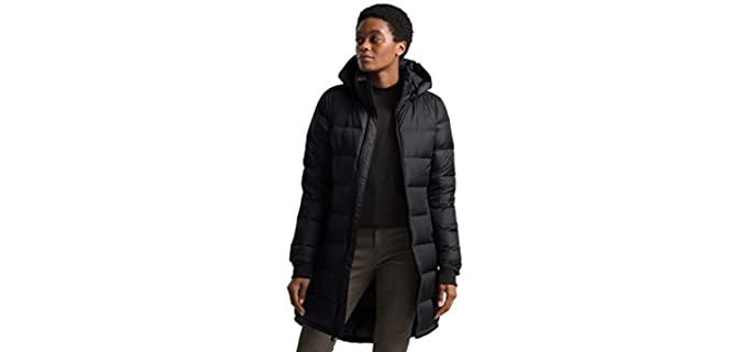 The North Face Women's North Face Insulated Jacket - The North Face Metropolis Jacket