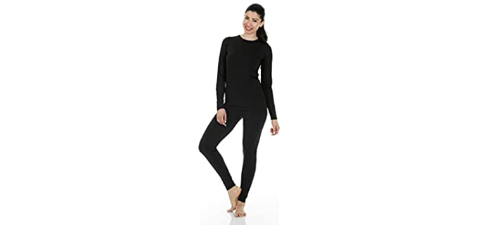 Thermajane Women's Ultra Soft - Thermal Underwear