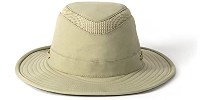 Tilley Unisex Sun Protection Hat - Wide Brim Sun Hat