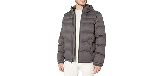 Tommy Hilfiger Men's Classic - Hooded Puffer Jacket