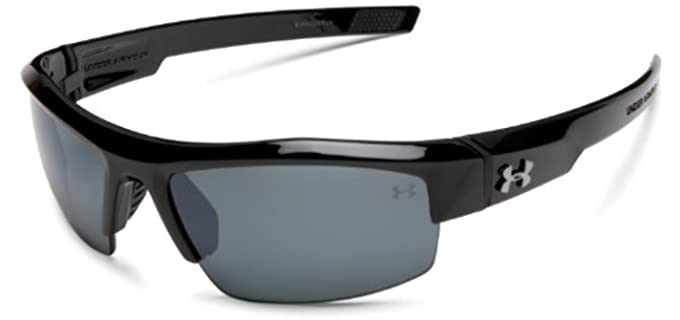 Under Armour Unisex Igniter - Oval Polarized Sunglasses