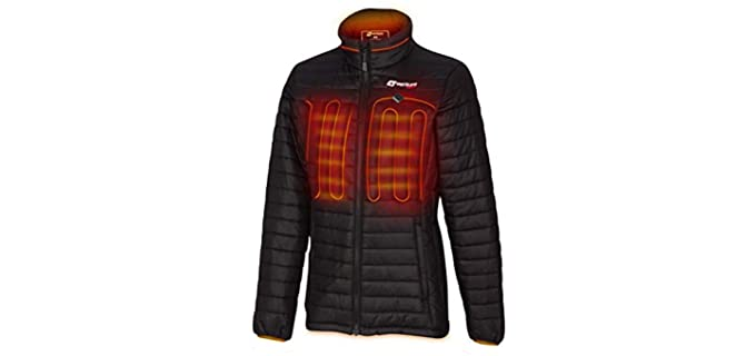 Venture Men's Insulated - Electric Heated Jacket