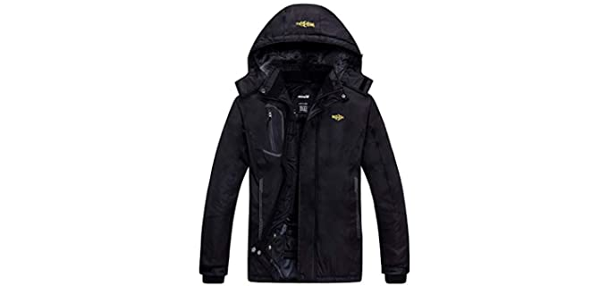 Wantdo Women's Mountain - Winter Jacket