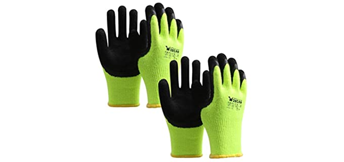Wostar Unisex Winter - Winter Work Gloves