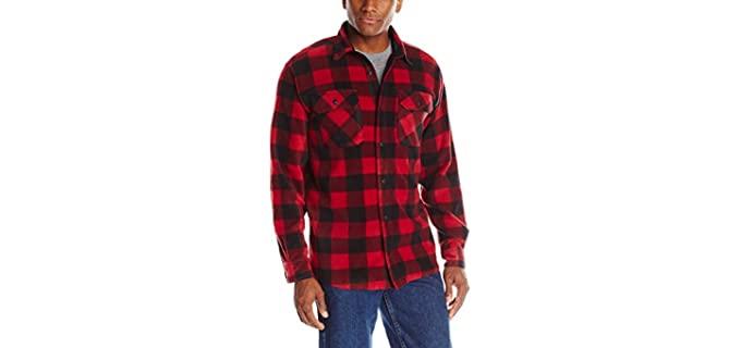Wrangler Men's Authentics - Flannel Shirt