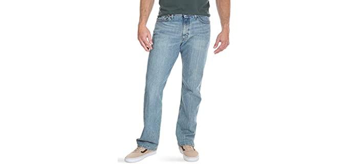 Wrangler Men's Authentic - Comfort Flex Waist Jeans