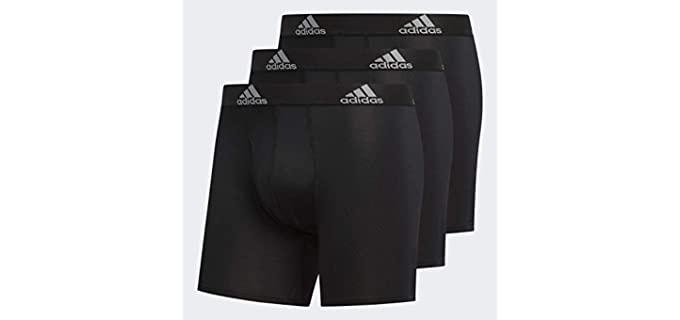 Adidas Men's Performance -  3-Pack Boxer Brief