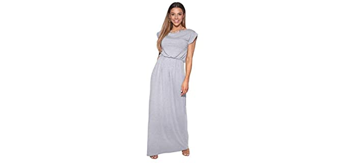 Krosp Women's Casual - Maxi Dress