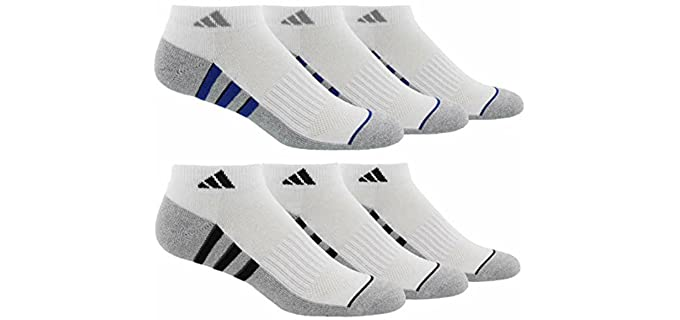 Adidas Men's Low Cut Sock - 6-Pair Low