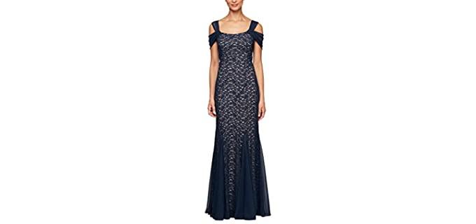 Alex Evenings Women's Evenings - Evening Dress for Prom