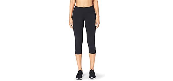 Amazon brand Women's core - Capri Black Legging