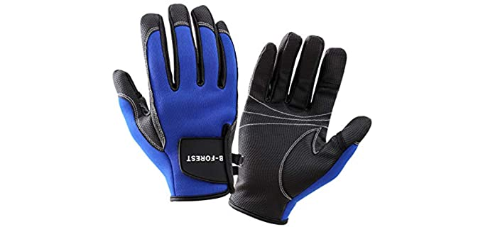 B-Forest Unisex Fishing - Waterproof Glove