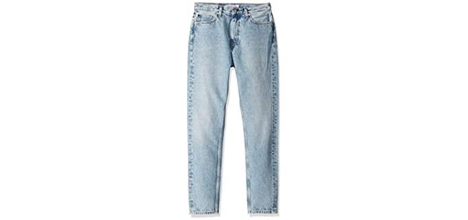 Calvin Klein Women's High Rise - Good Fitting Jeans