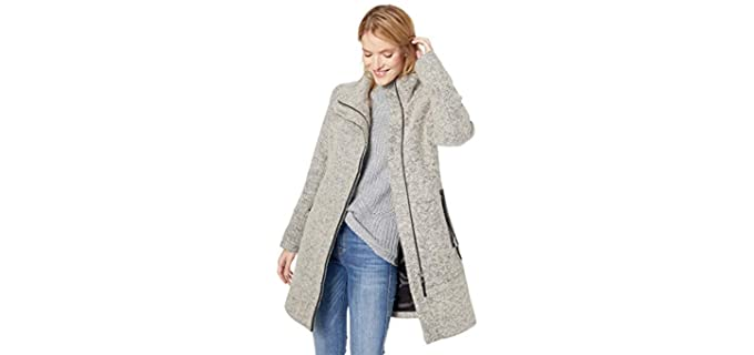 Calvin Klein Women's Wool - Winter Coat
