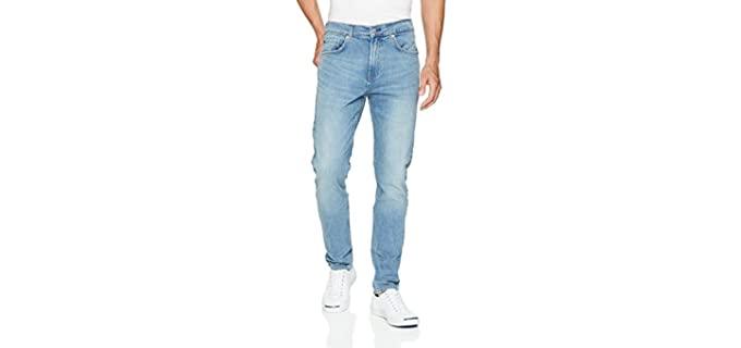 Calvin Klein Men's Skinny Fit Jeans - Light Blue Skinny Jeans