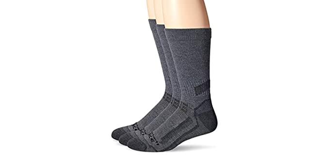 Crahartt Men's Force - Multi-Pack Socks for Sweaty Feet