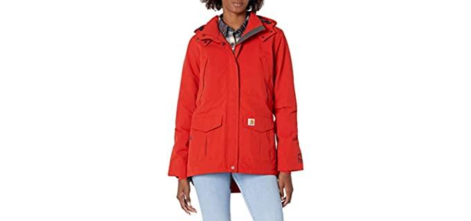 Carhartt Women's Shoreline Jacket - Insulated Shoreline Jacket