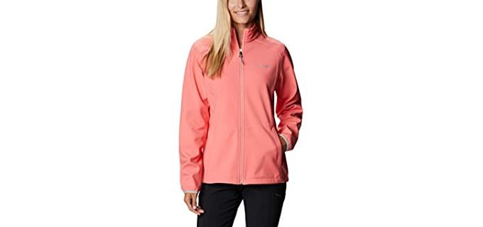 Columbia Women's Kruser Ridge II Softshell - Columbia Softshell Jacket Women's