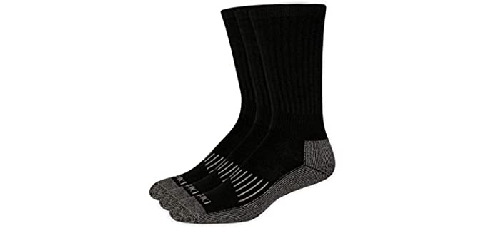 Dickies Men's Heavyweight - Work Socks