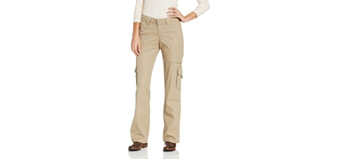 Dickies Women's Relaxed Cargo Pants - Best Cargo Pants for Women