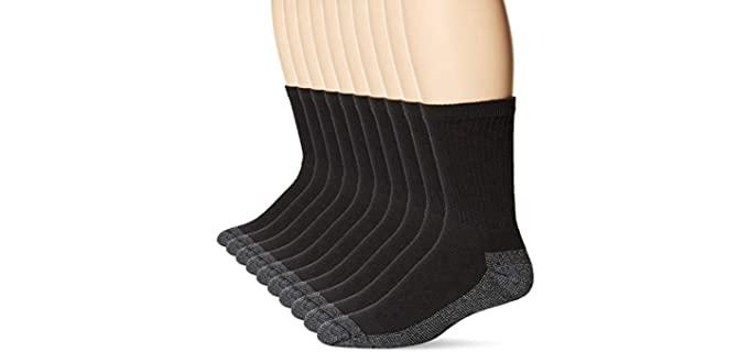 Fruit of the Loom Women's Work Gear - Work Socks