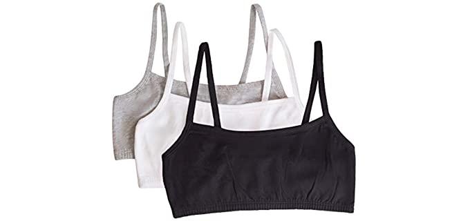 fruit of the Loom Women's Sportsbra - Comfortable Sports Bra