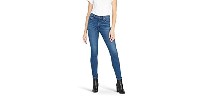 HUDSON Women's Super Skinny - Ankle Jean