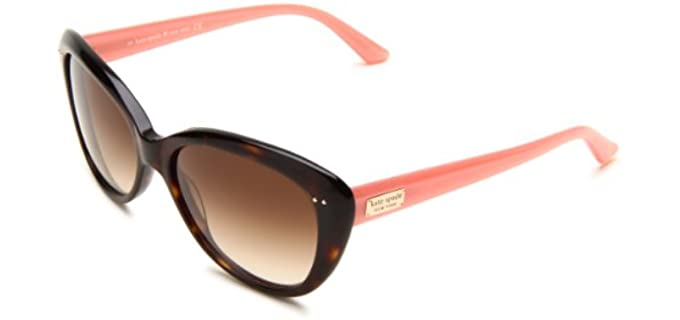 Kate Spade Unisex Cheap Cat Eye Sunglasses - Best Cat Eye Sunglasses