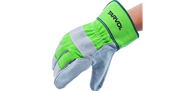 Tarvol Unisex Heavy Duty - Industrial Work Gloves